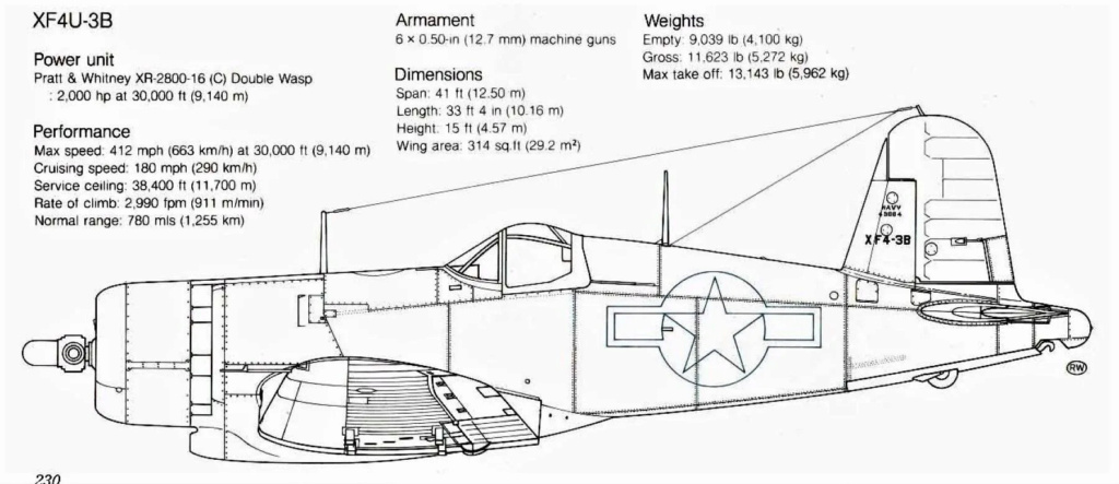 [Revell + Scratch] Vought XF4U-3B Corsair - Terminé Xf4u-310