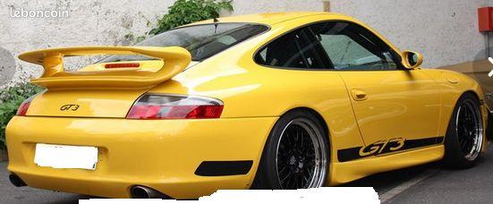 Vends ma 996 GT3 phase I  7e6e1910