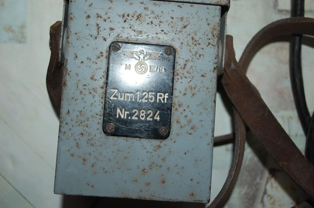 boitier a pile KM  Dsc_0311