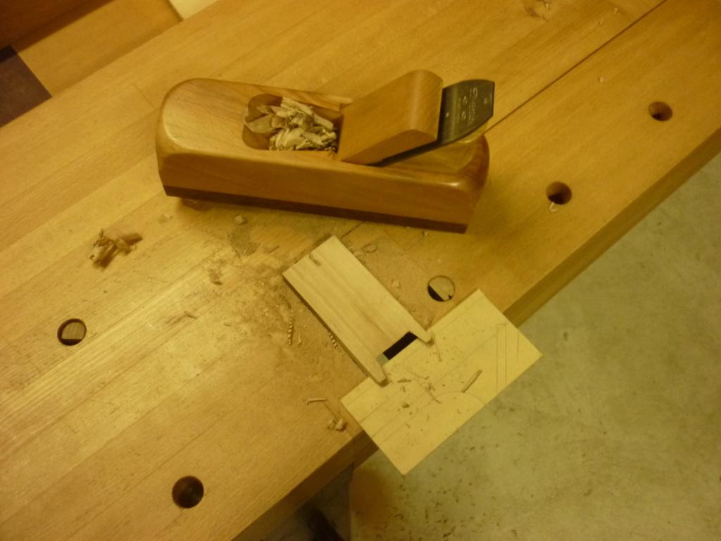 Restauration de rabots en bois. P1080142