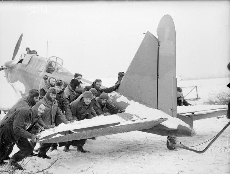 La Royal Air Force en France Mai-Juin 1940 Fairey11