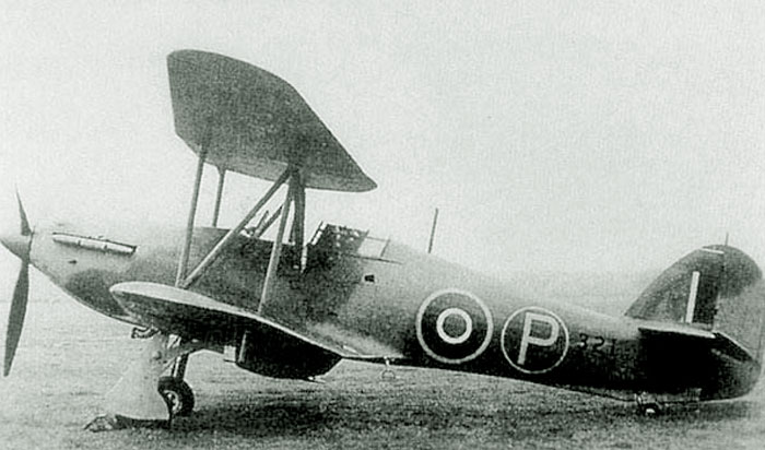 Hurricane Biplan Hurric11