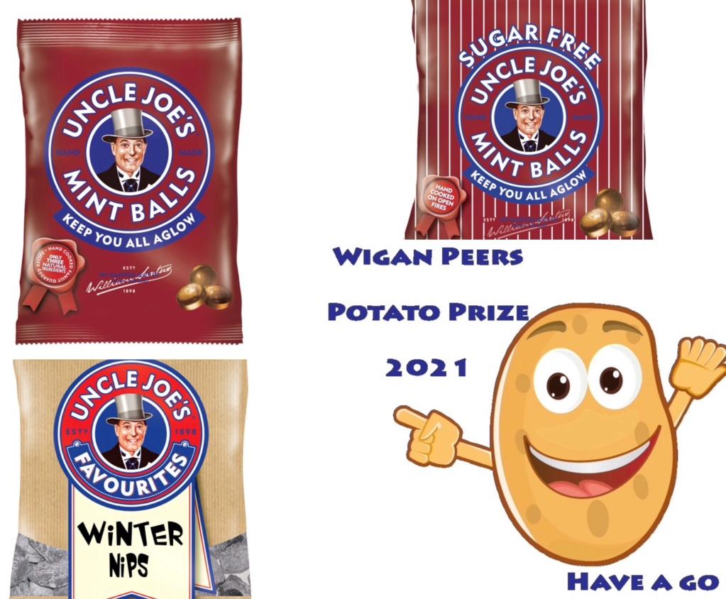 Wigan Peers Potato Prize 2021 1f3a9f10