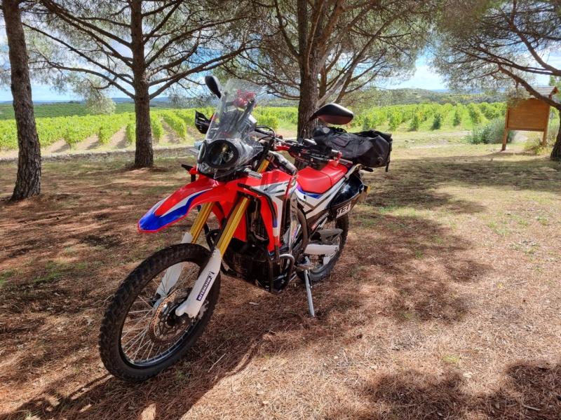Trans Euro Trail Haut Languedoc 20210913