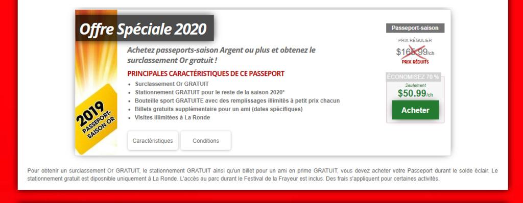 Vente passeport saison 2020(débute le 23 Août, 14 Août pour ceux qui ont une passe 2019) - Page 2 Larond10