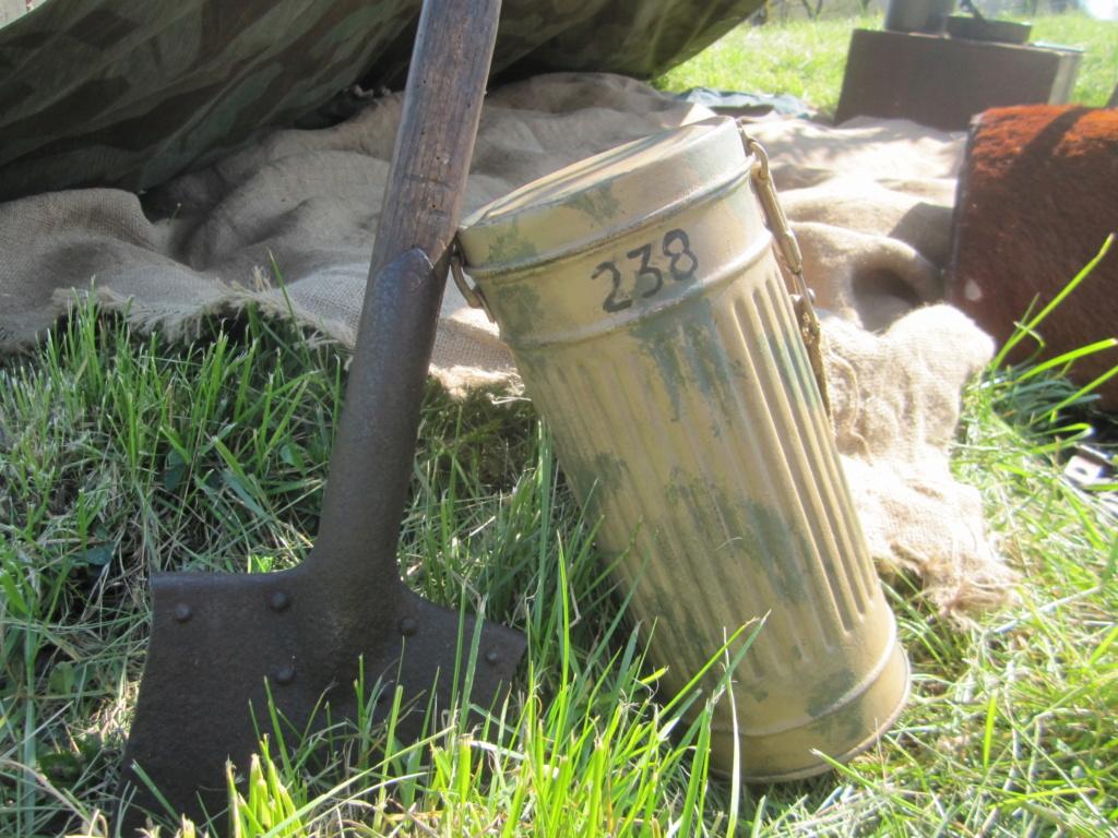Restauration boitier Masque à gaz --> camouflage Img_5725