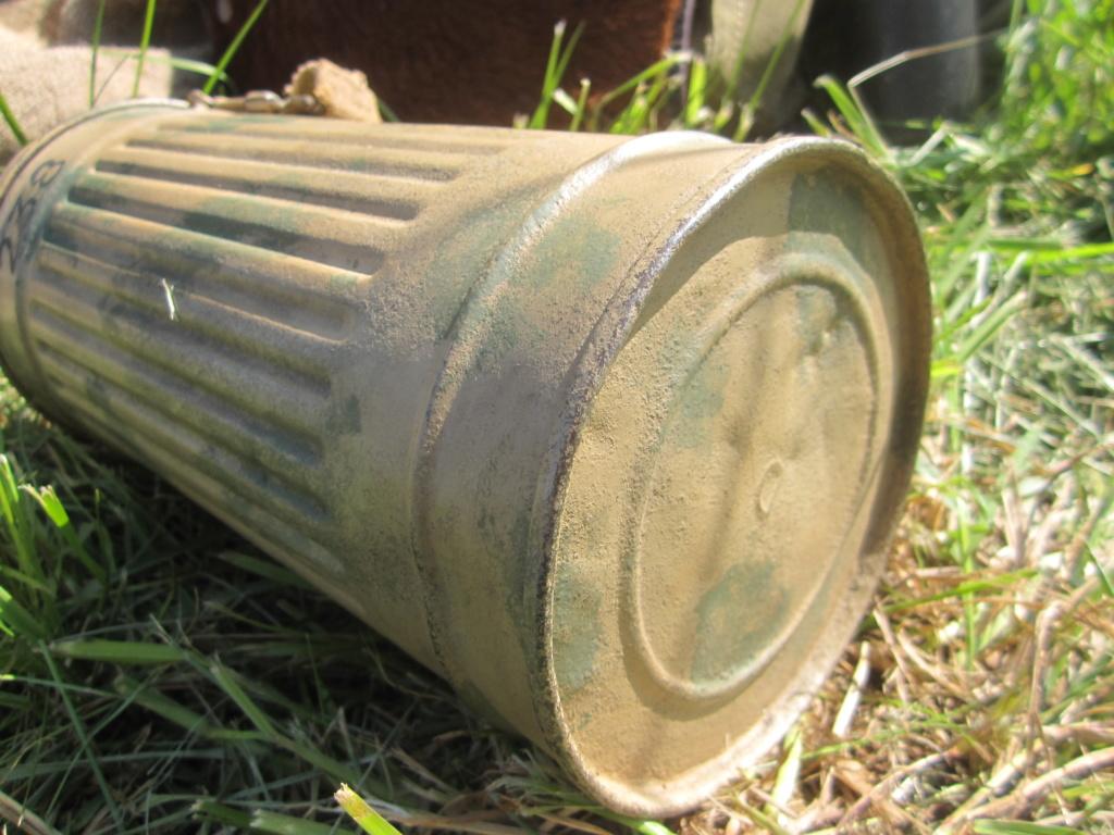 Restauration boitier Masque à gaz --> camouflage Img_5810