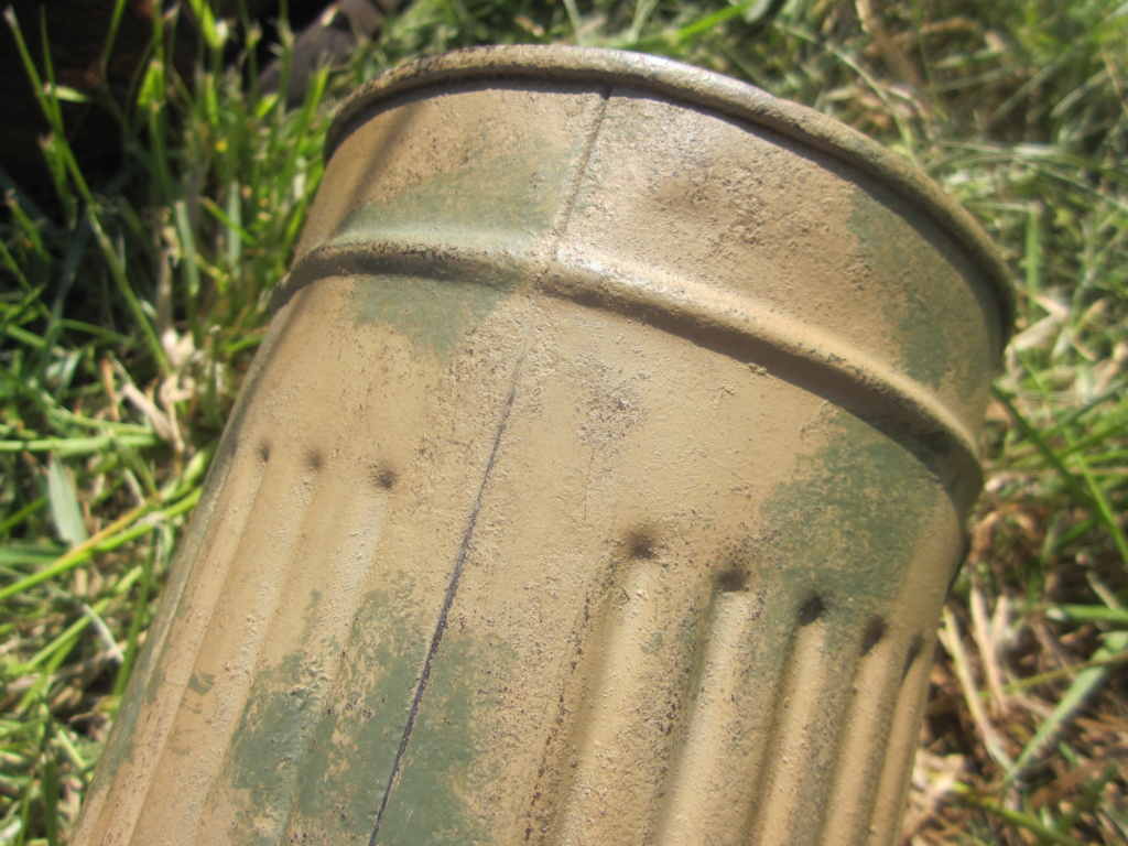Restauration boitier Masque à gaz --> camouflage Img_5815