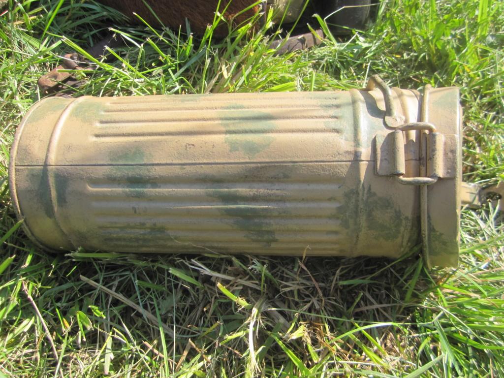 Restauration boitier Masque à gaz --> camouflage Img_5817