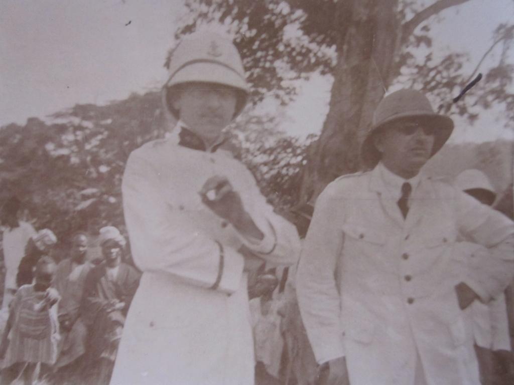 Bouteille de Bière Luft/ Placard FFL/photos AOF 1923 Img_5838