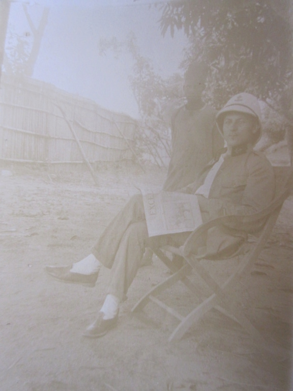 Bouteille de Bière Luft/ Placard FFL/photos AOF 1923 Img_5841