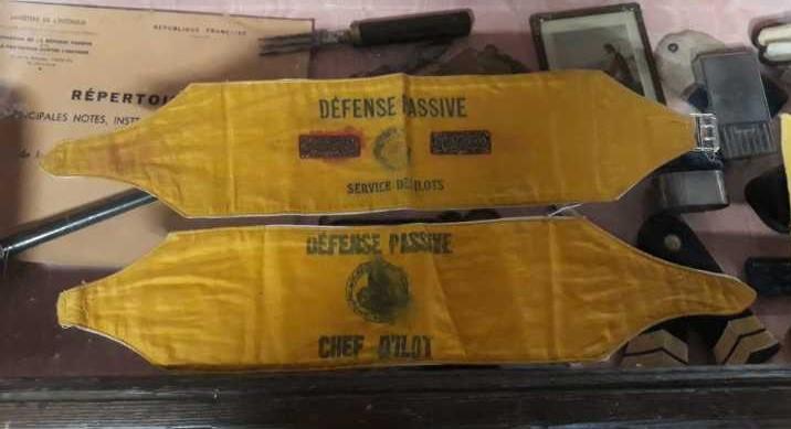 Brassard Defense Passive chef d'îlot  Resize36