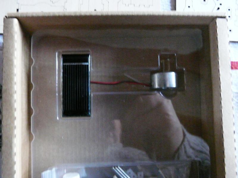 ouvre boite Curiosity Rover ROKR P1150410