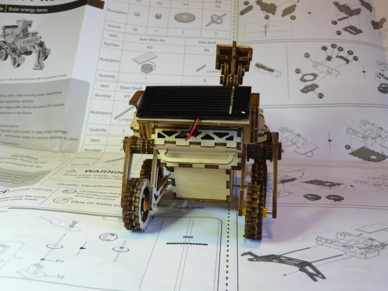 Rover Curiosity ROKR - terminé  P1150713