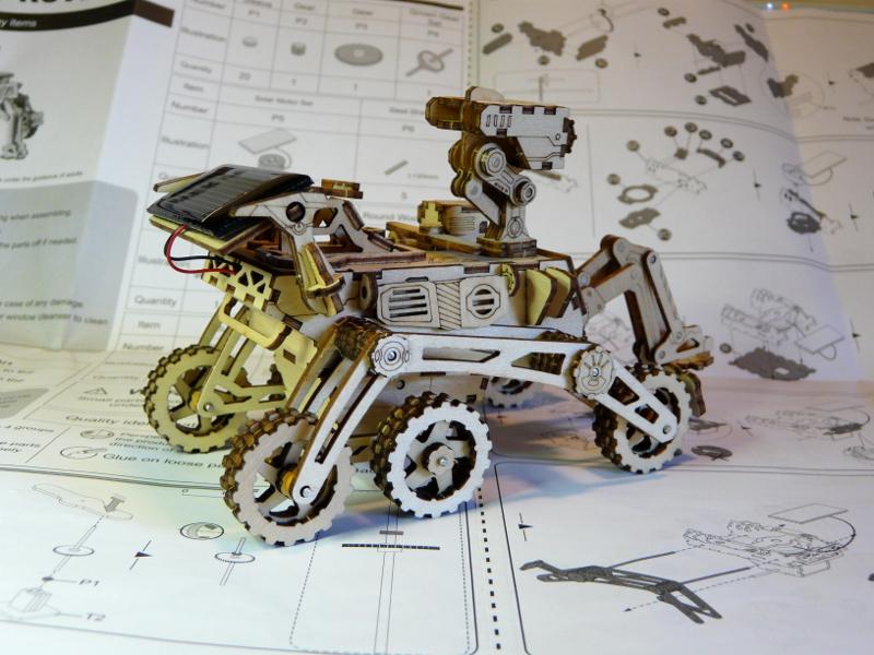 Rover Curiosity ROKR - terminé  P1150714