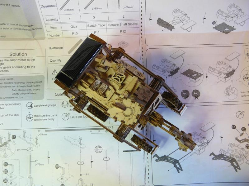 Rover Curiosity ROKR - terminé  P1150715