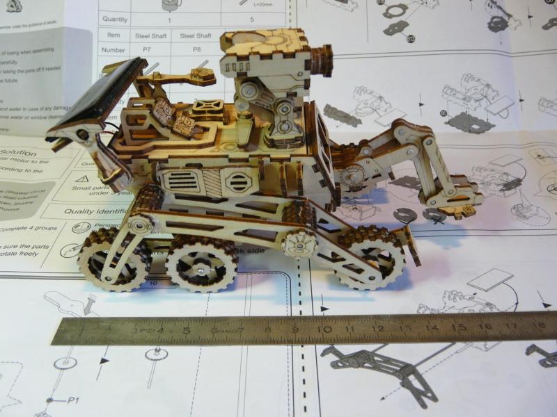 Rover Curiosity ROKR - terminé  P1150716