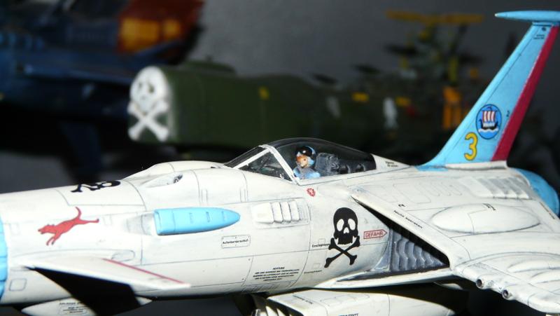 """SW 190 """"Space Wolf""""  Hasegawa 1/72 Sw190-12"""