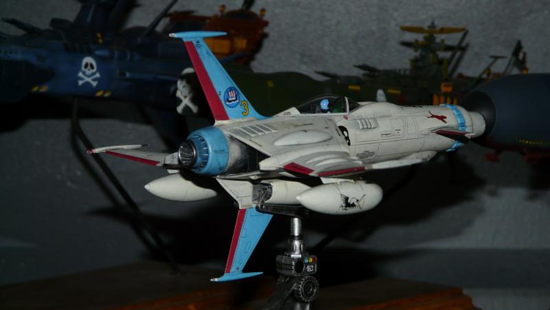 """SW 190 """"Space Wolf""""  Hasegawa 1/72 Sw190-15"""