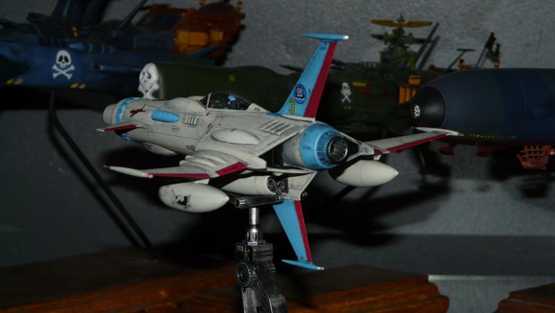 """SW 190 """"Space Wolf""""  Hasegawa 1/72 Sw190-17"""