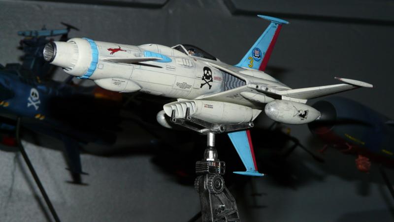 """SW 190 """"Space Wolf""""  Hasegawa 1/72 Sw190-18"""
