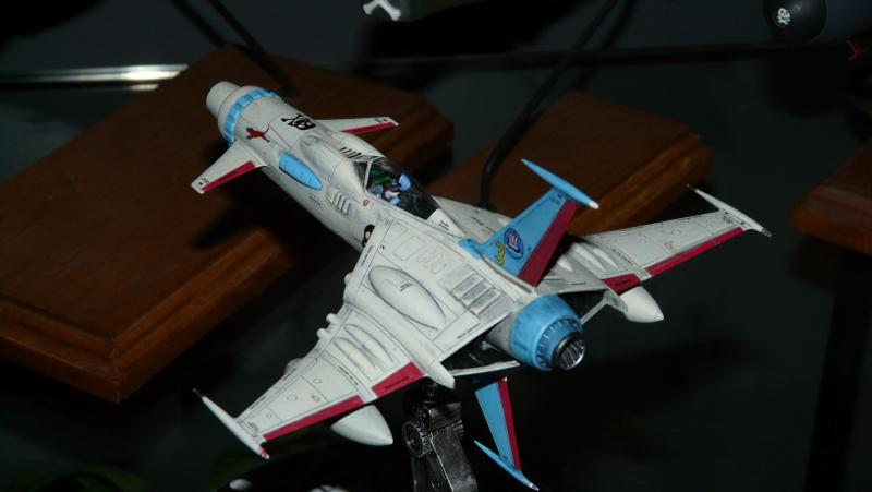 """SW 190 """"Space Wolf""""  Hasegawa 1/72 Sw190-20"""