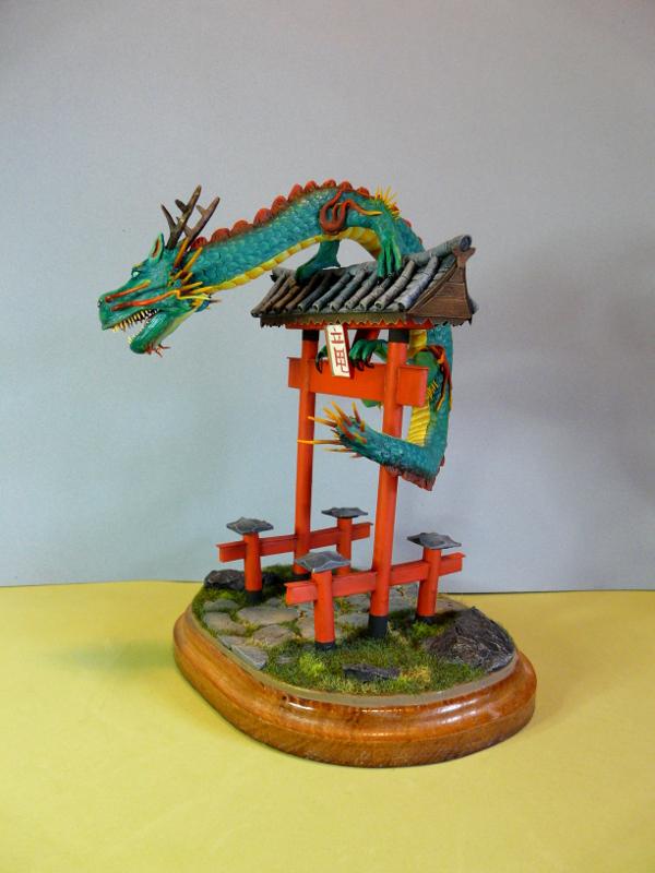 Tatsu - Dragon Japonais  Tatsu810