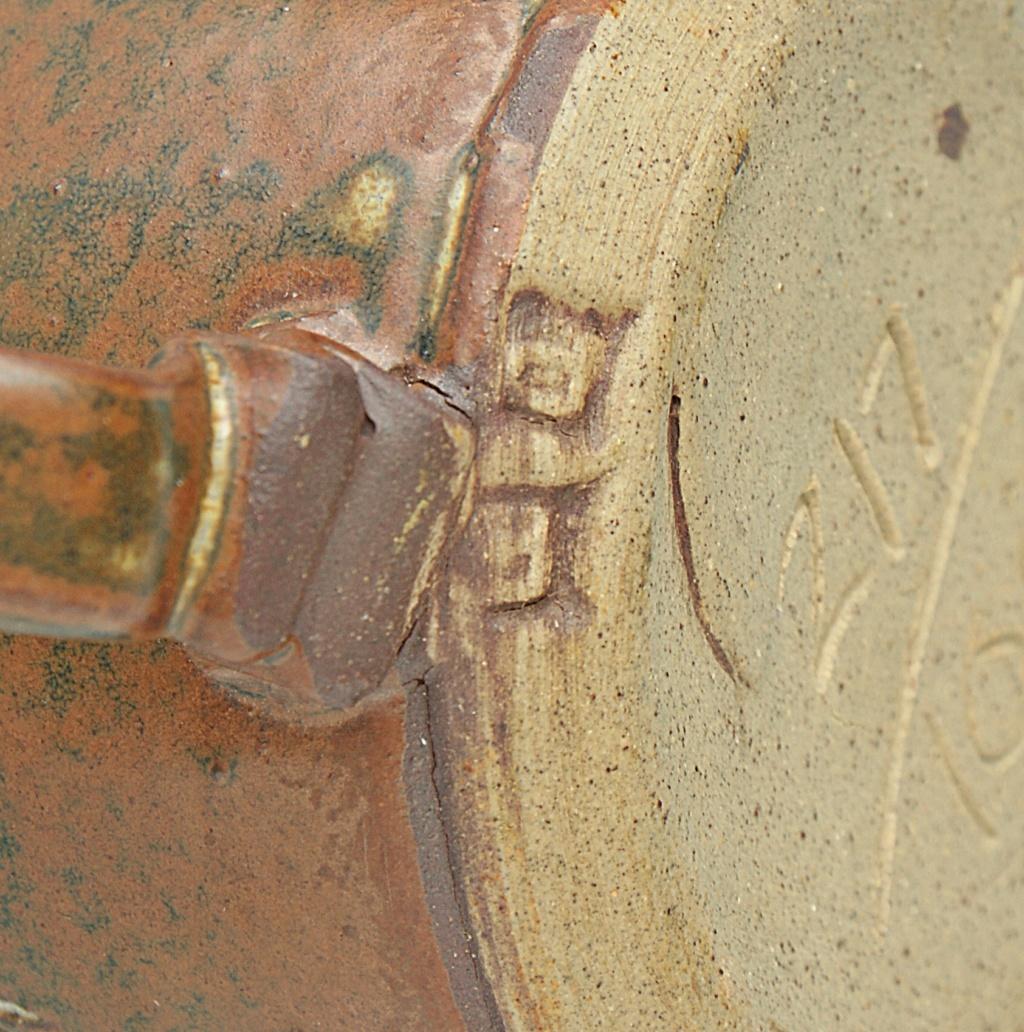 Pottery Mug - Rusticana - Signed. Dsc04013