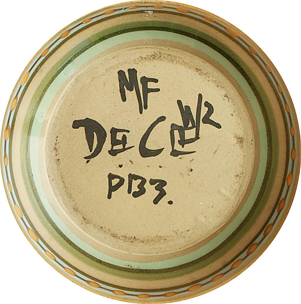 DeCe Pottery Jam/Preserve Pot by Hartrox Pottery Dsc04132