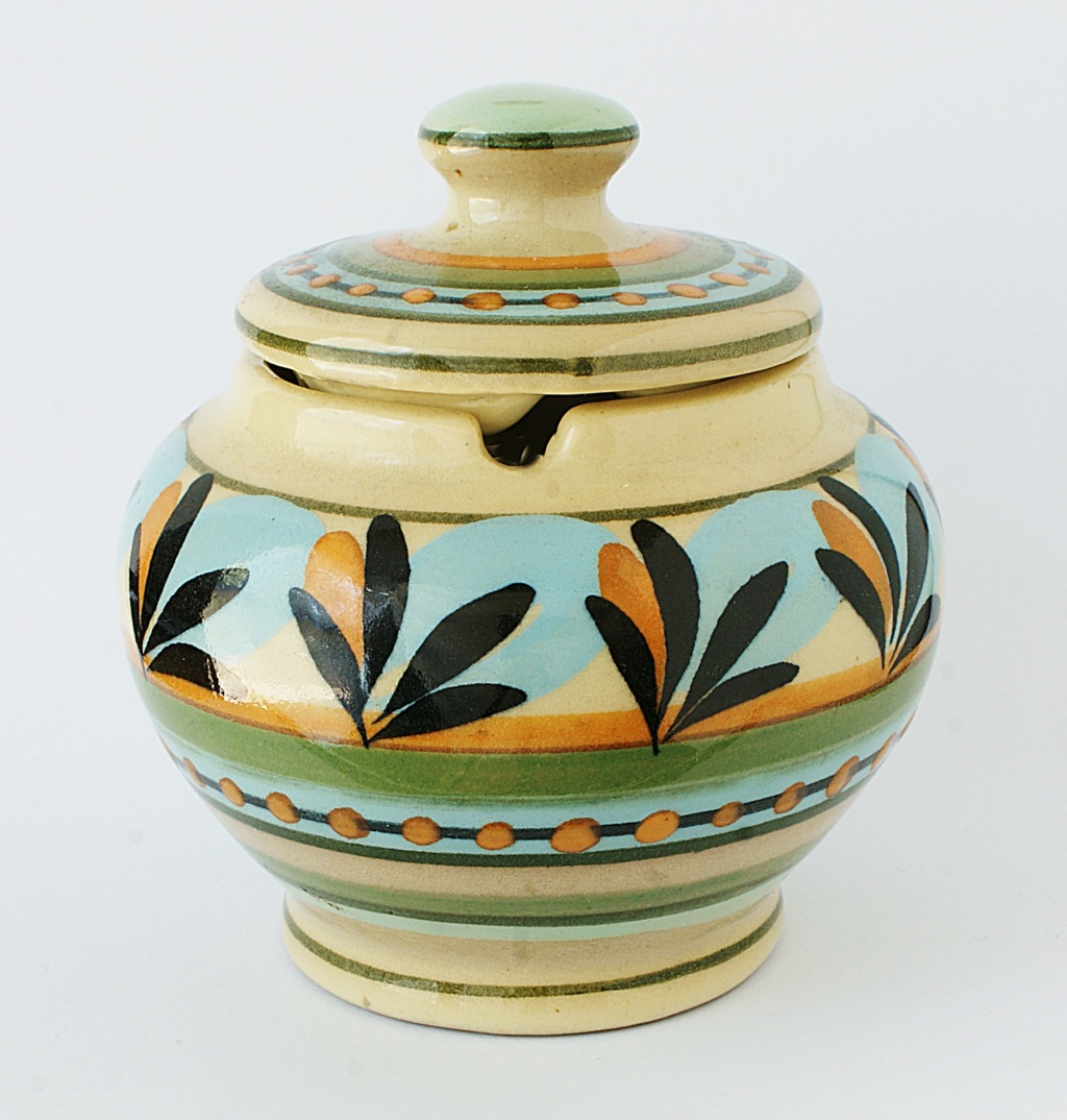 DeCe Pottery Jam/Preserve Pot by Hartrox Pottery Dsc04134