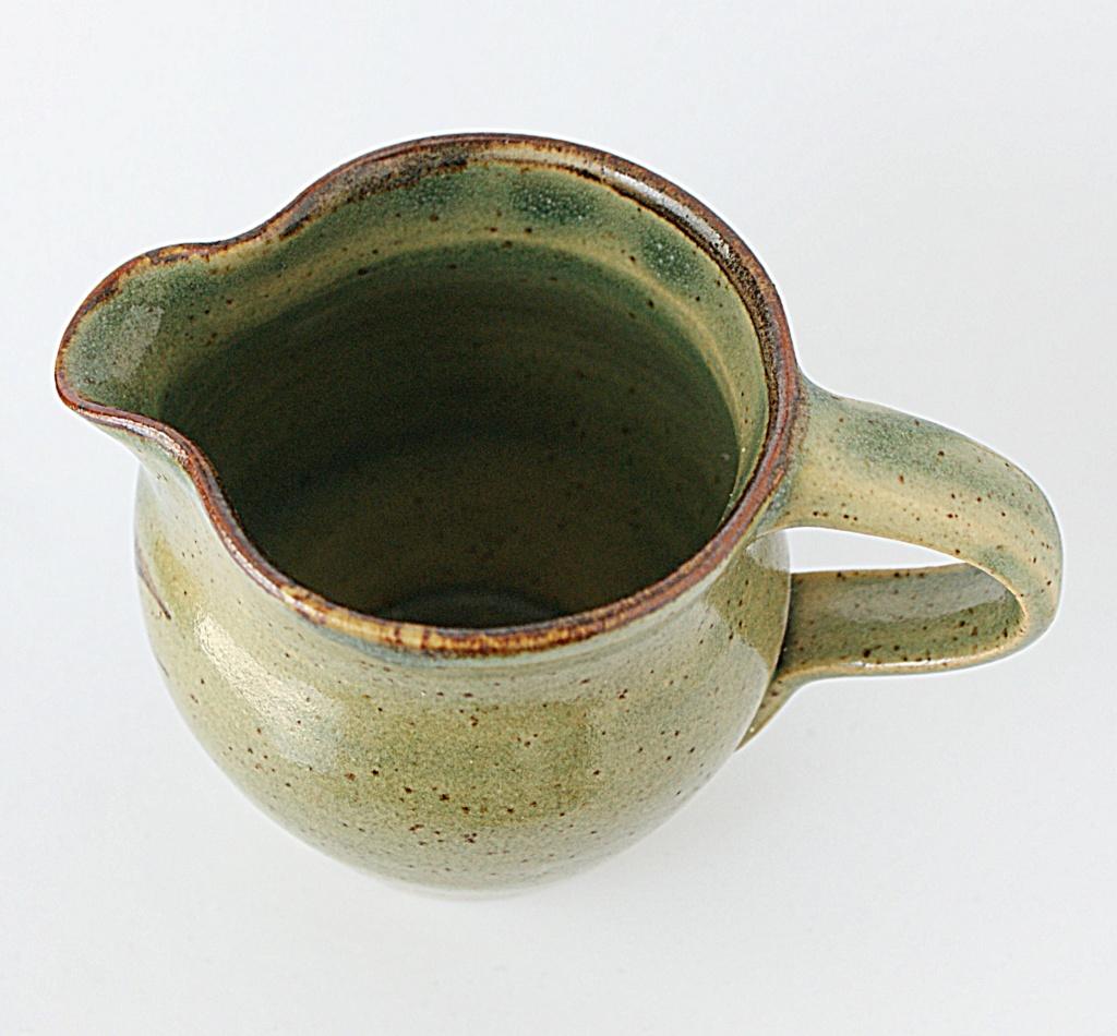 Studio Pottery Creamer Jug Dsc04212