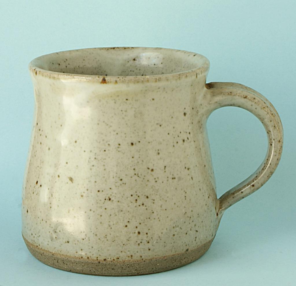 Studio Pottery Mug by Trelowarren Pottery  Dsc04928