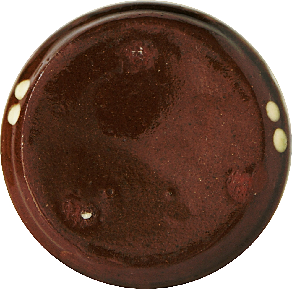 Pottery Salt Pig Dsc05031