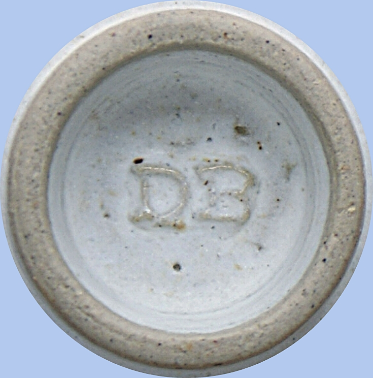 Small Bowl D B Mark Dsc05113