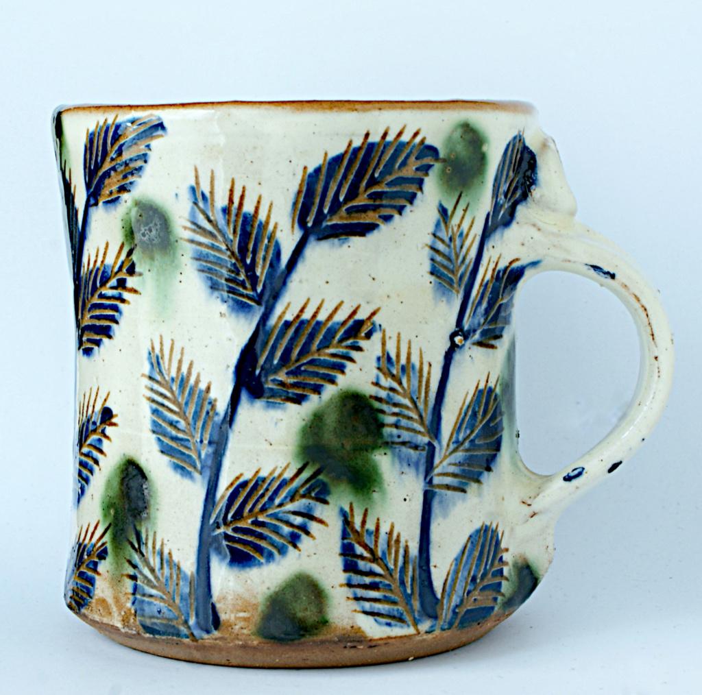 Pottery Tankard/Mug Dsc05327