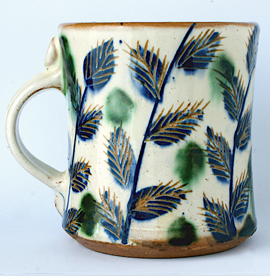 Pottery Tankard/Mug Dsc05329