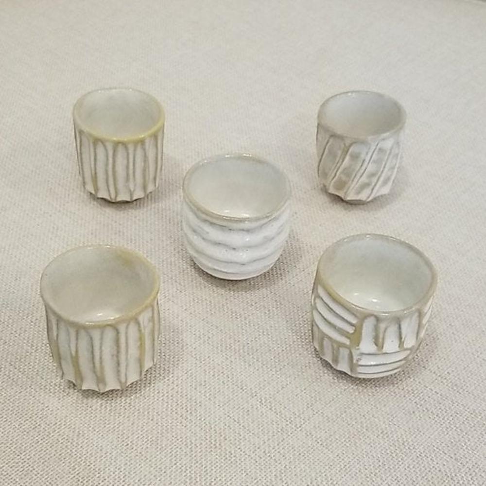 Set Of Tea Cups CR Marks Icm_fu11