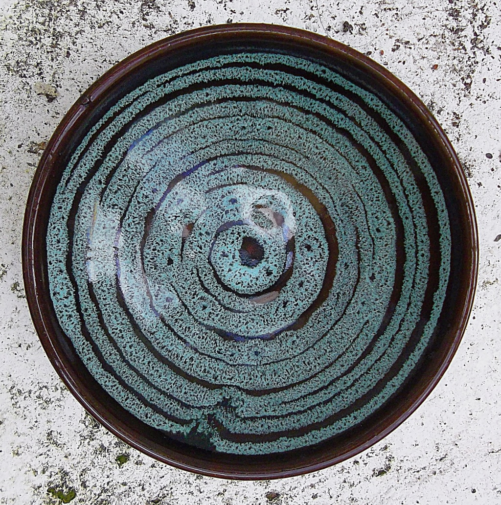 Carkeel Pottery Bowl Saltash Cornwall. Imgp2518