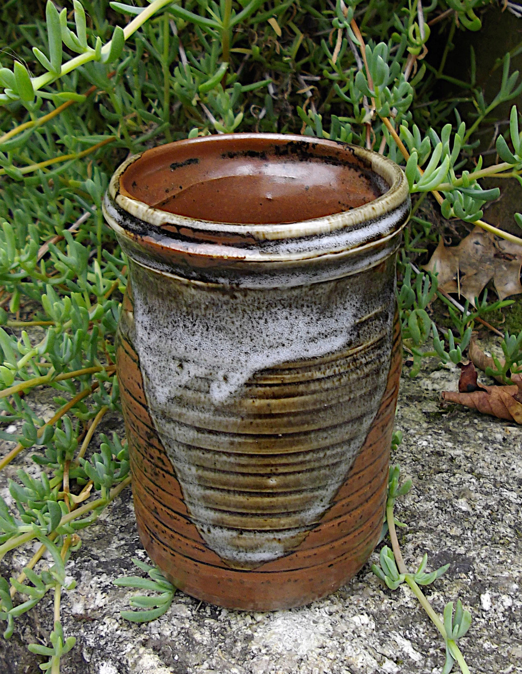 Pottery Jar/Vase Linda. Imgp2910