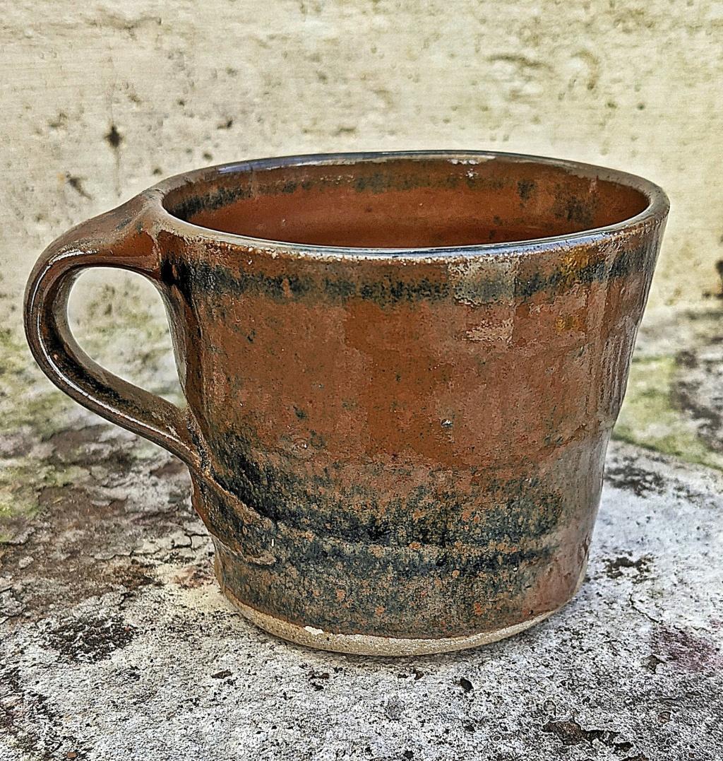 Stoneware Mug, LEACH? Pxl_2038