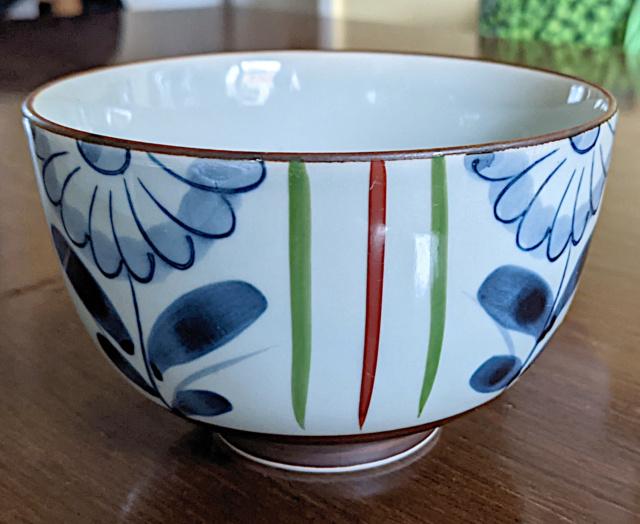 Japanese Porcelain Bowl Pxl_2082