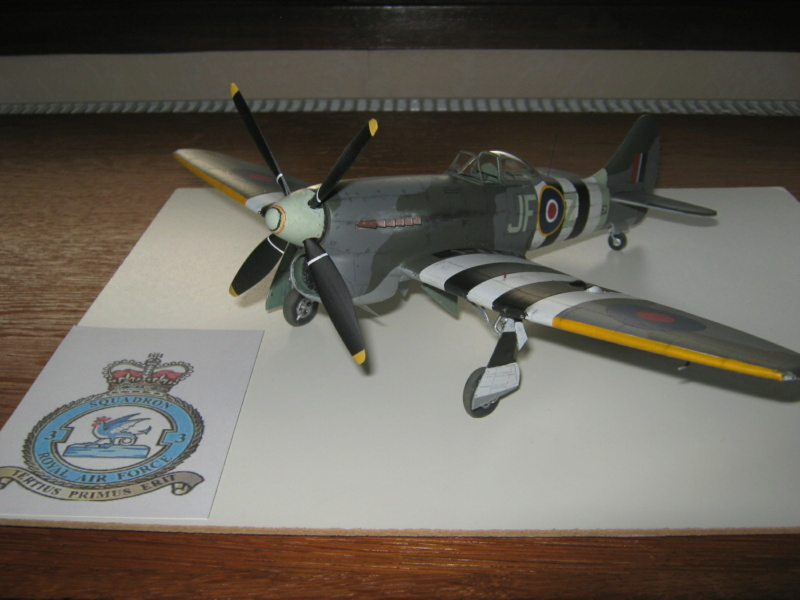 [SPECIAL HOBBY] HAWKER TEMPEST Mk II Img_2910