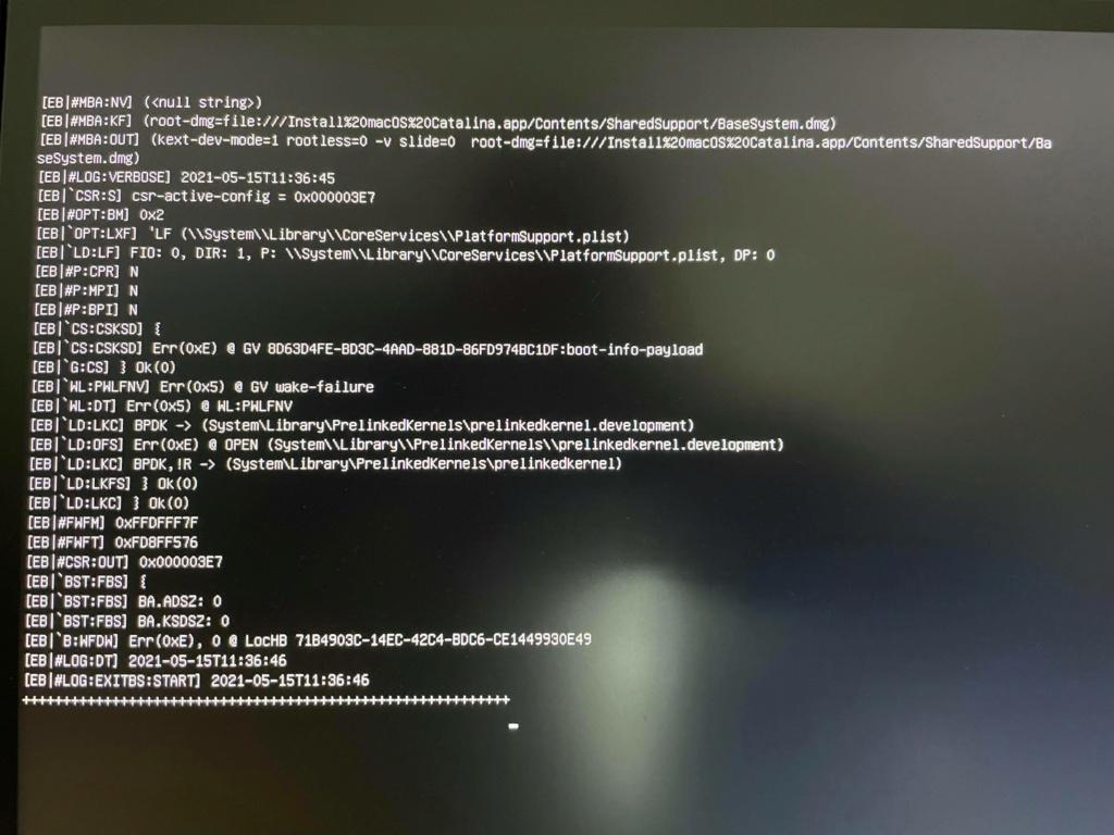 [Résolu] Création d'un Hackintosh - Impossible de commencer l'installation 18646210