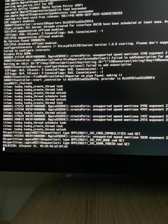 [Résolu] Création d'un Hackintosh - Impossible de commencer l'installation - Page 2 18658110