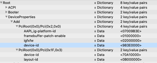 (Résolu) Quelques incohérences systèmes (macOS Catalina 10.15.7) Proper10