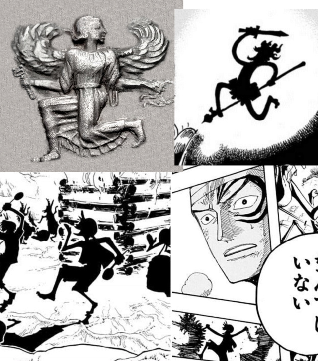 One Piece Kapitel 1018: Jimbei vs Who's Who Nike10