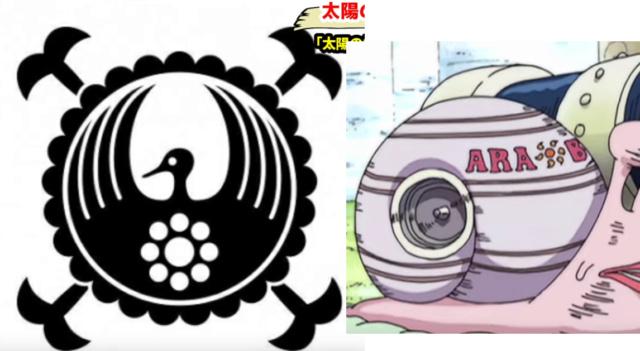 One Piece Kapitel 1018: Jimbei vs Who's Who Symbol10