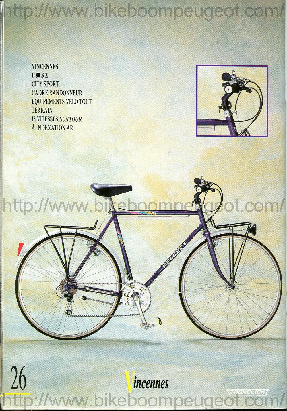 Montage vélotaf sur base Peugeot vincennes 1989 Peugeo10