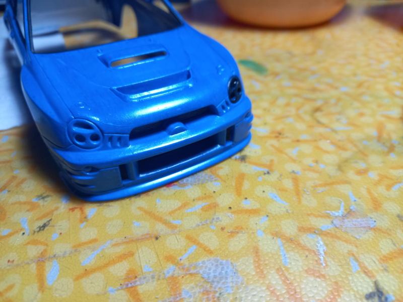 Challenge des 6 ans   SUBARU IMPREZA WRC  1/24 Réf 80761 - Page 3 00360