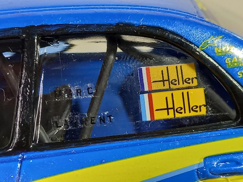 Challenge des 6 ans   SUBARU IMPREZA WRC  1/24 Réf 80761 - Page 4 16181611